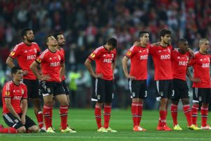 Benfica Foto:Getty Images. Imagen Por: