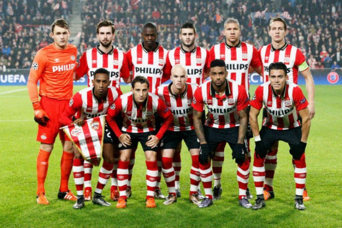 PSV Foto:Getty Images. Imagen Por: