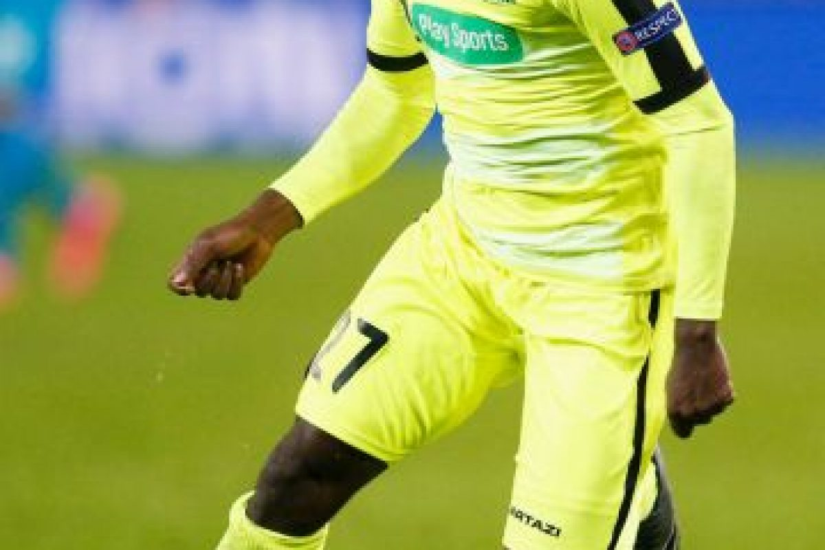 El club belga jugará contra Wolfsburgo Foto:Getty Images. Imagen Por: