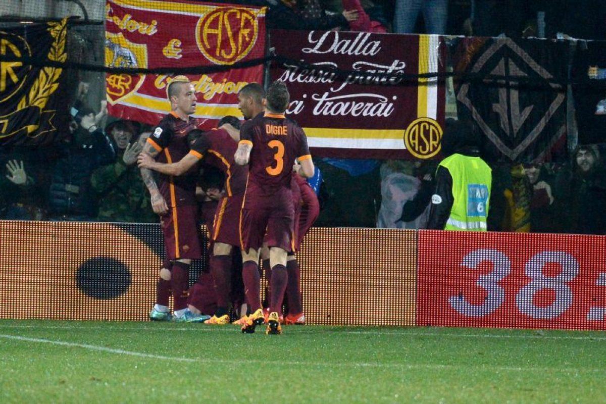 Roma Foto:Getty Images. Imagen Por: