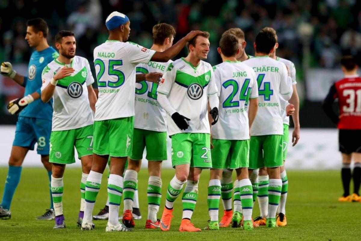 Wolfsburgo Foto:Getty Images. Imagen Por:
