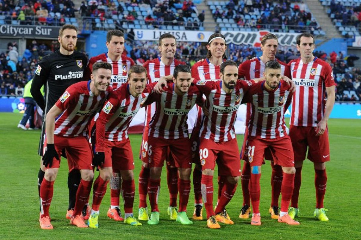 Atlético de Madrid es rival del club holandés Foto:Getty Images. Imagen Por: