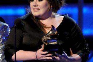 Luego de 9 años, Adele luce así: Foto:Getty Images. Imagen Por: