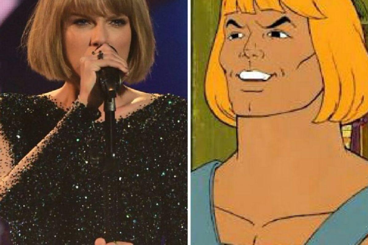 El peinado de Taylor Swift también lo criticaron. Foto:vía Twitter. Imagen Por: