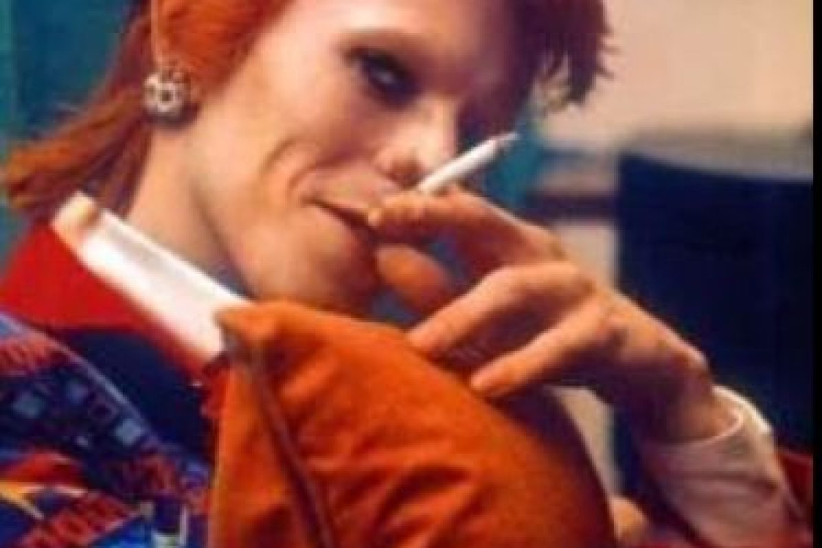 Sorry, Bowie no da para tanto. Foto:vía Twitter. Imagen Por: