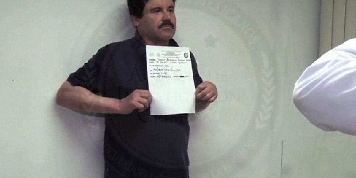 """""""El Chapo"""" Guzmán denuncia torturas:"""
