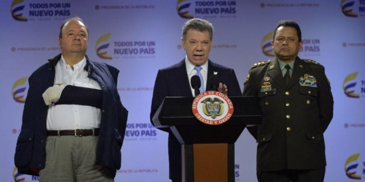 Colombia cambia director de la Policía en medio de escándalo sexual