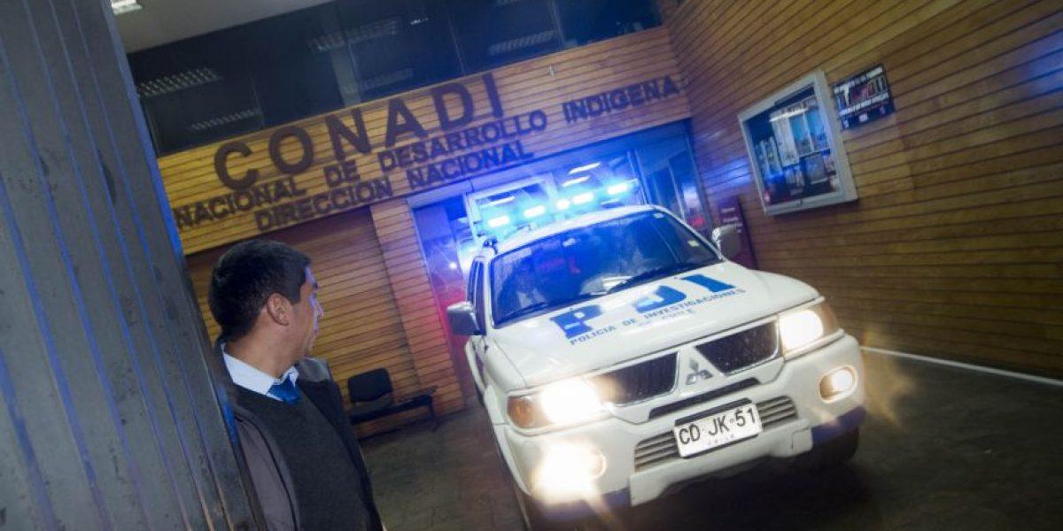 Corredores de propiedades condenados por intentar sobornar a funcionario de la Conadi