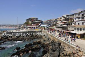 Balneario de Cartagena. Foto:Archivo Agencia Uno. Imagen Por: