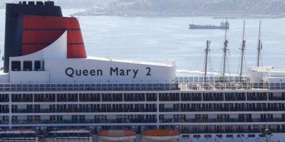 Terminan pericias al interior del crucero Queen Mary 2 por desaparición de chileno