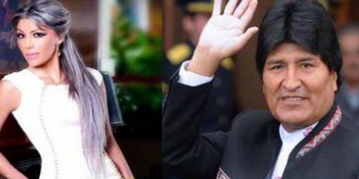 La amante y el hijo secreto que podrían impedir a Evo Morales alargar su mandato