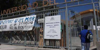 Fallo ordena indemnizar a todos los estudiantes de la U. del Mar