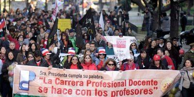Profesores de Talca denuncian irregularidades en pago de subvenciones escolares