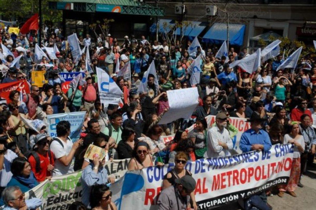 Archivo Referencial Foto:Agencia Uno. Imagen Por:
