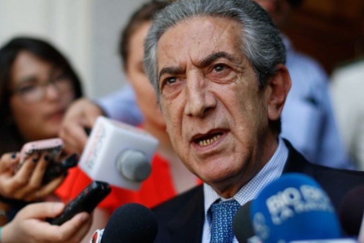 El diputado PPD, Jorge Tarud. Foto:Archivo Agencia Uno. Imagen Por: