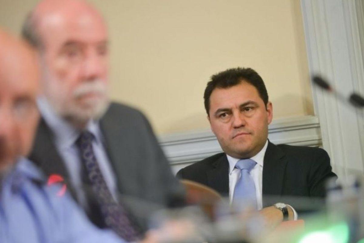 El ahora ex administrador de La Moneda, Cristián Riquelme. Foto:Archivo Agencia Uno. Imagen Por:
