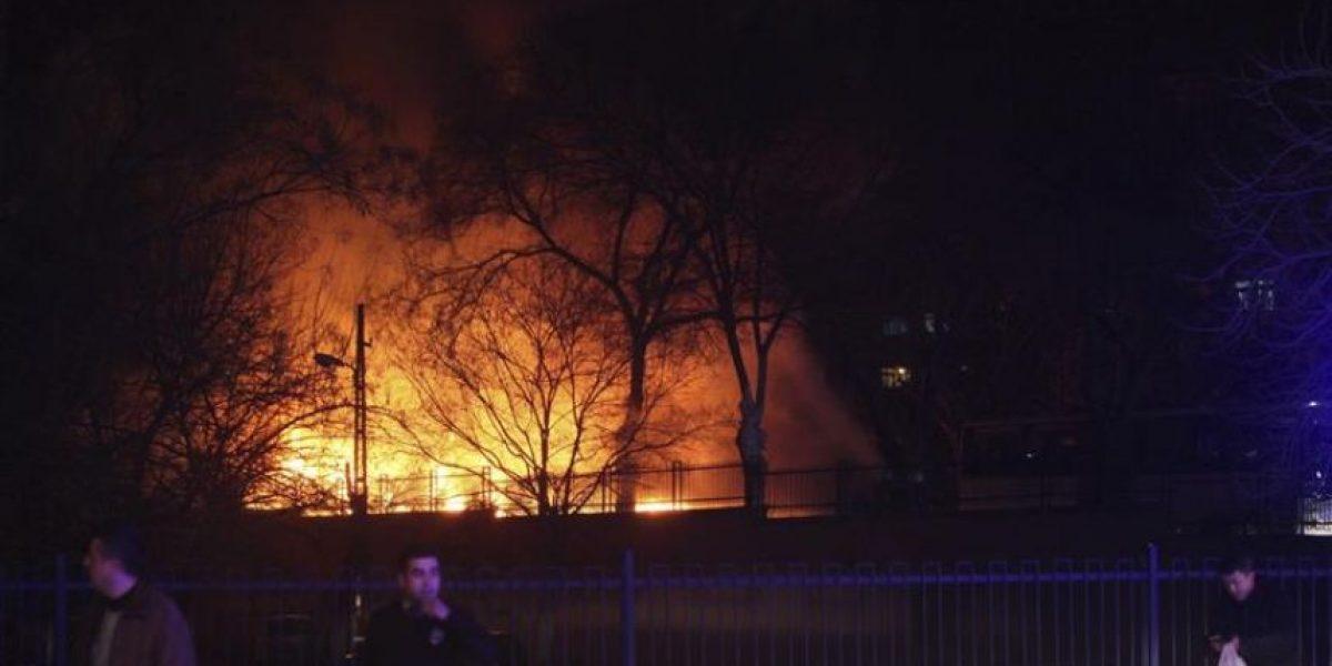 Al menos 18 muertos y 45 heridos deja atentado con coche bomba en Ankara