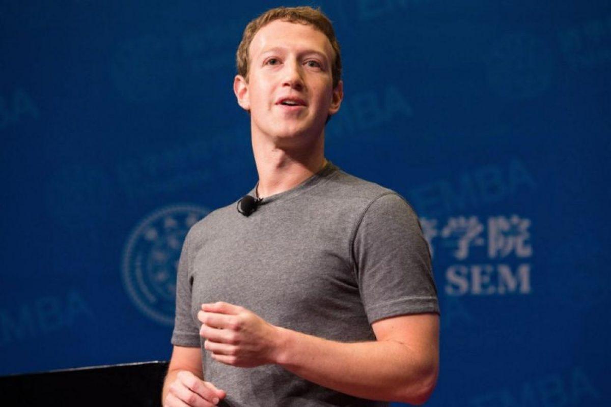 Les mostramos las curiosidades de Mark Zuckerberg, el CEO de Facebook. Foto:Getty Images. Imagen Por:
