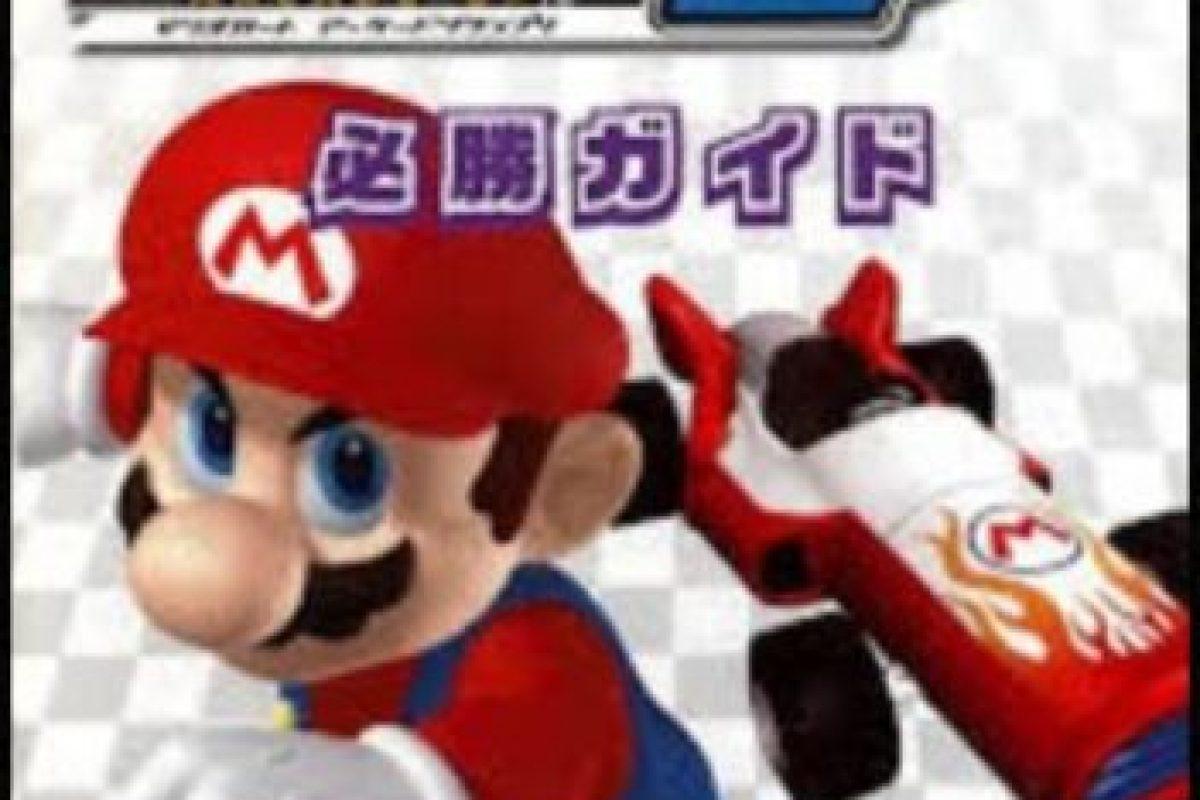 """""""Mario Kart Arcade GP 2"""" para Arcade (2007). Foto:Nintendo. Imagen Por:"""