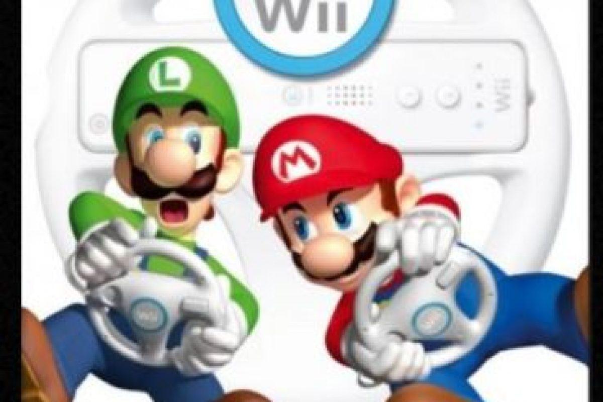 """Mario Kart Wii"" para Nintendo Wii (2008). Foto:Nintendo. Imagen Por:"