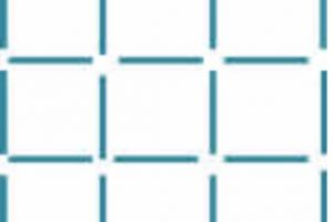 ¿Qué líneas quitarían para tener solamente seis cuadros? Foto:Vía Twtter.com. Imagen Por: