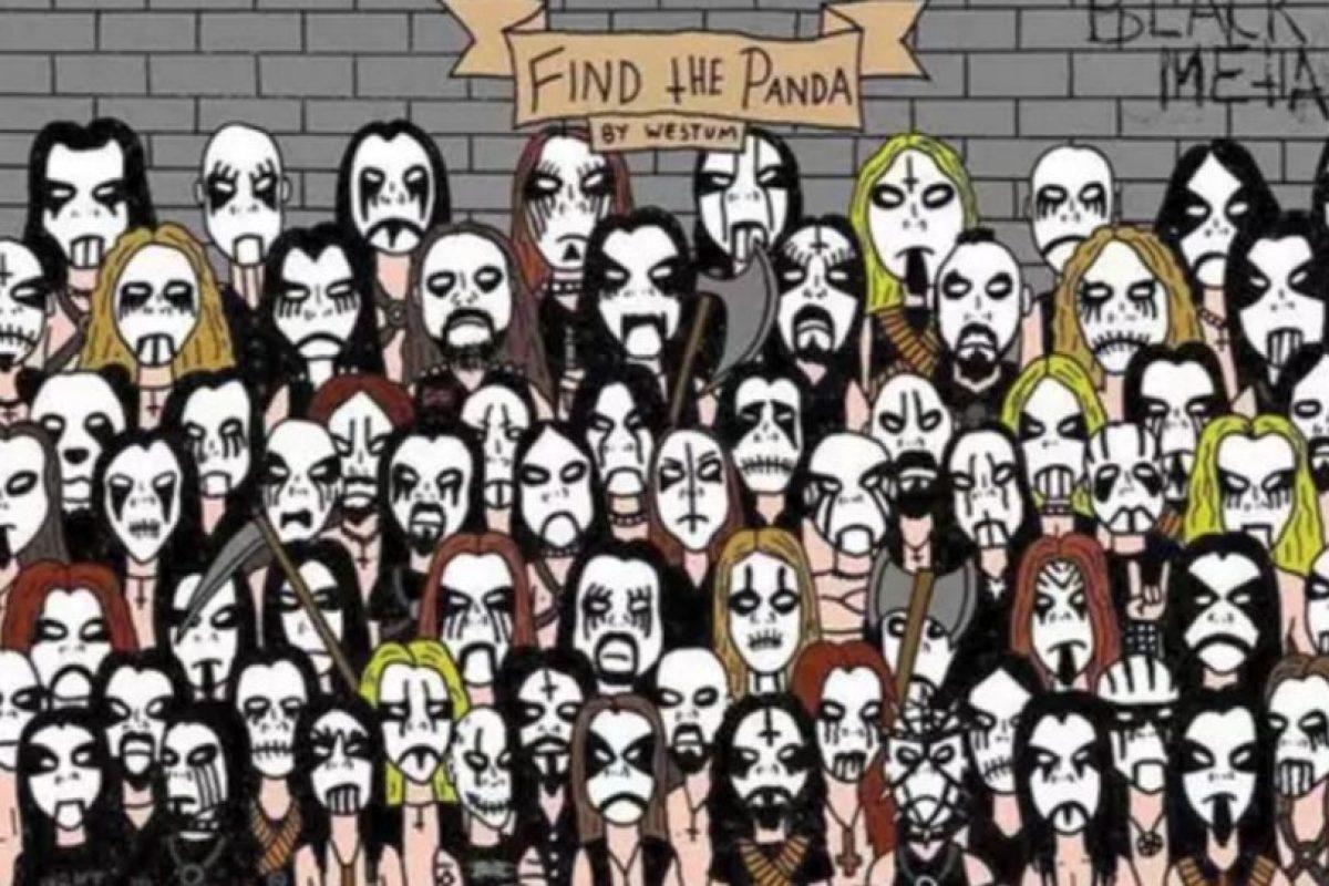 ¿Ya vieron al panda? Foto:Vía Twtter.com. Imagen Por: