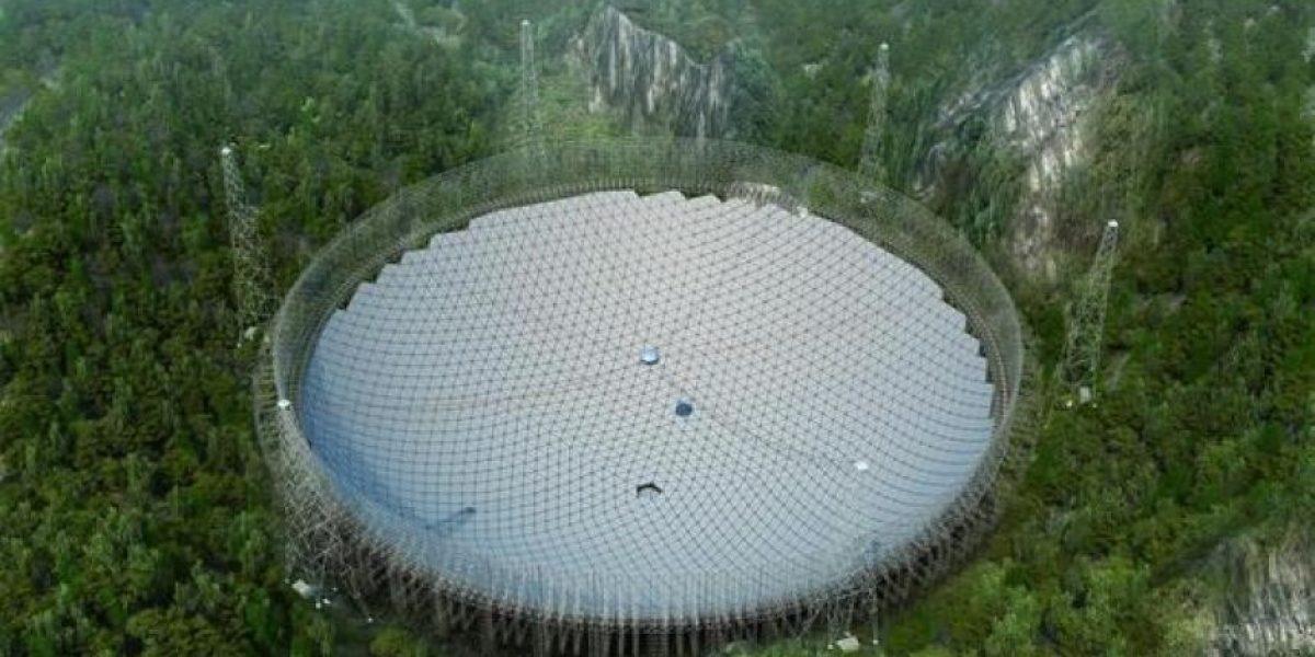 China desaloja a 9 mil personas por megaproyecto para buscar extraterrestres