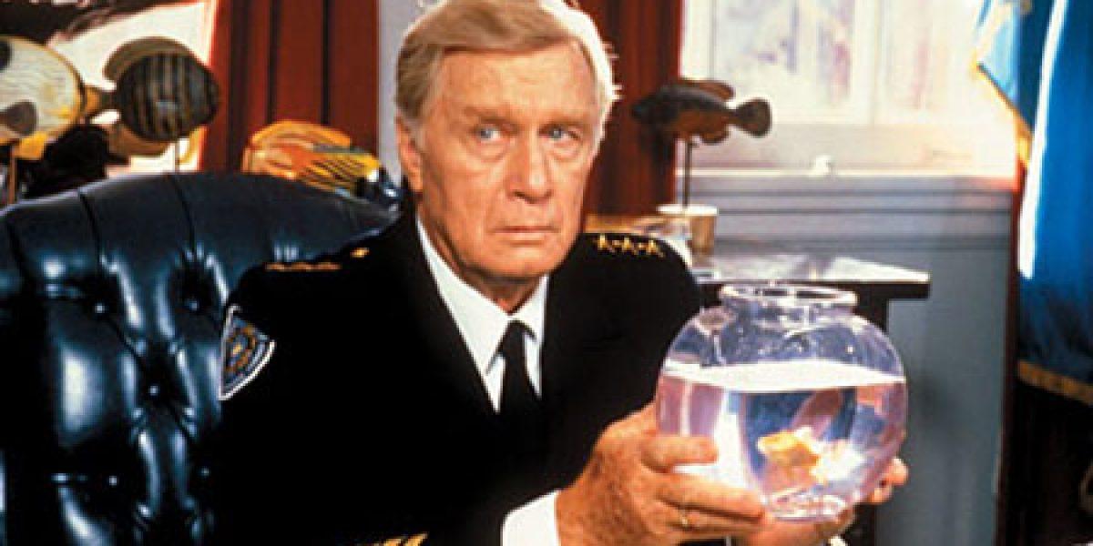 Muere George Gaynes, el comandante