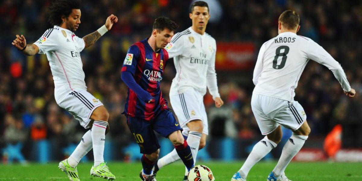 Video: Cristiano Ronaldo se burló del penal indirecto de Lionel Messi