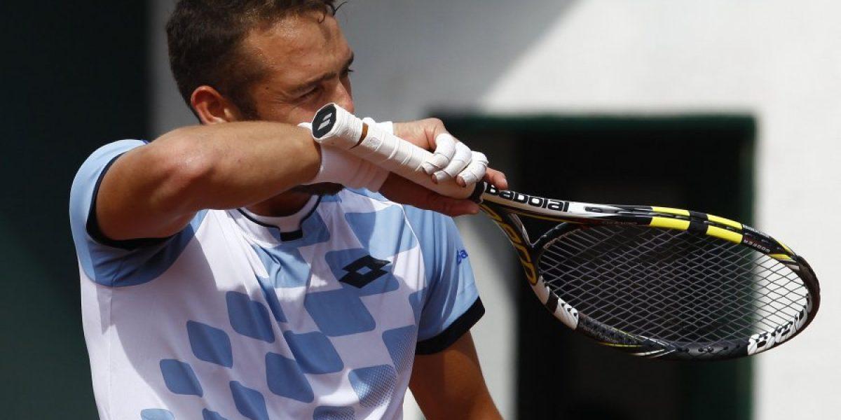 Juan Carlos Sáez avanzó en singles y dobles del Futuro 7 de Estados Unidos