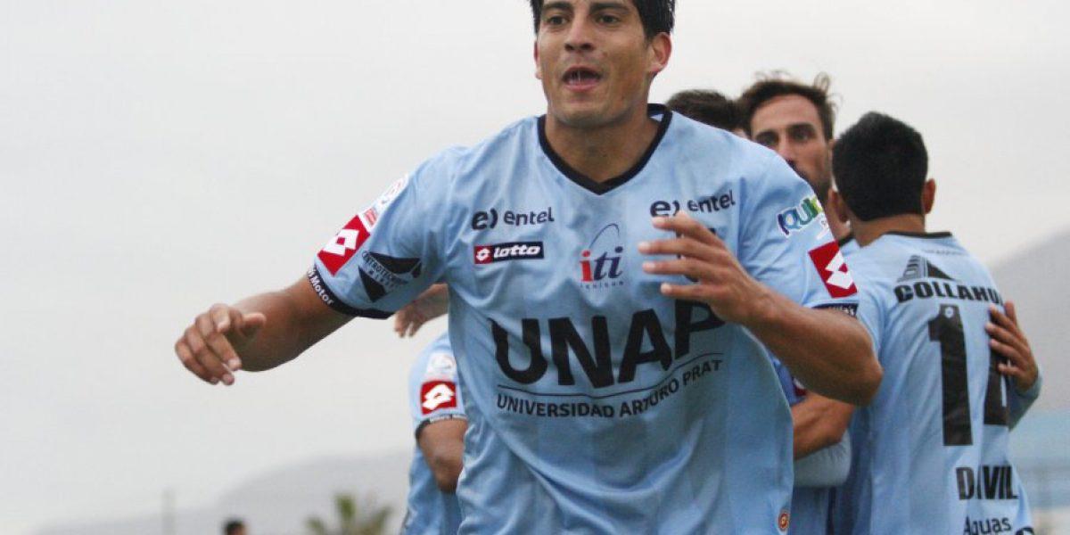 Ignacio Herrera deja Iquique por una posiblidad