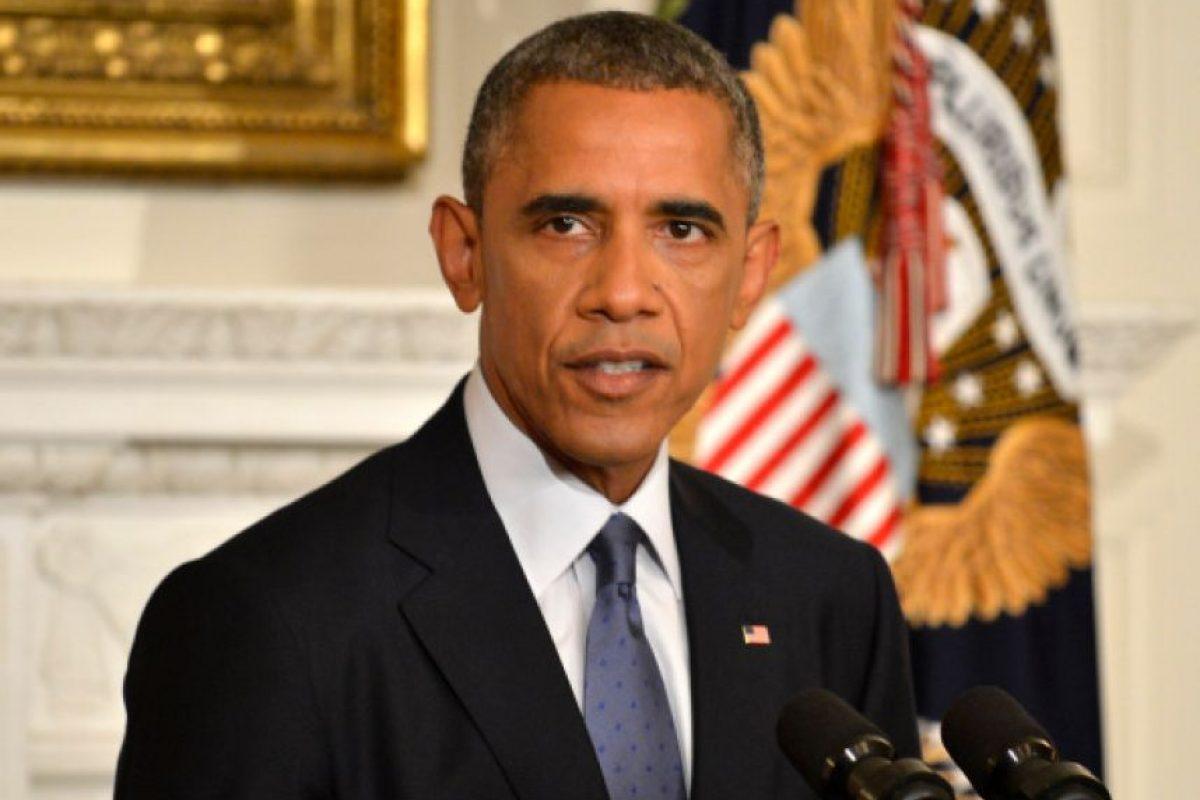 2016 es el último año de gestión de Obama. Foto:Getty Images. Imagen Por: