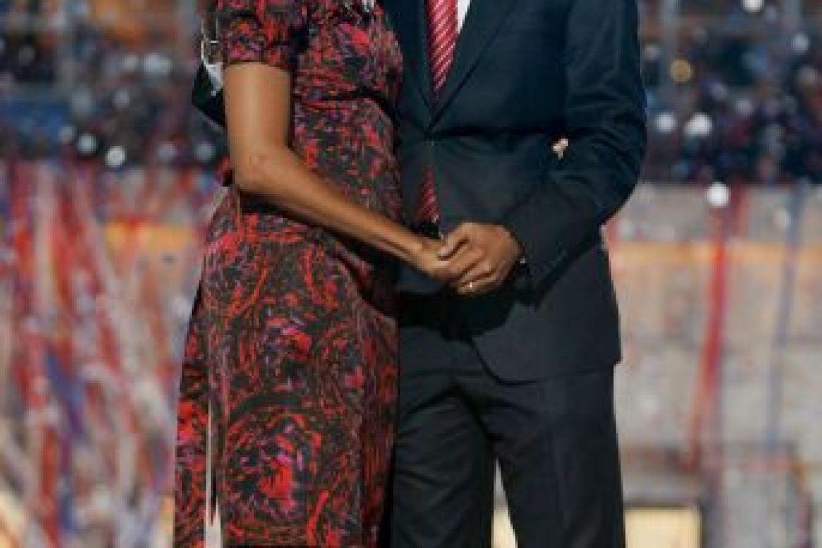 Último año de Barack Obama en la Casa Blanca Foto:Getty Images. Imagen Por: