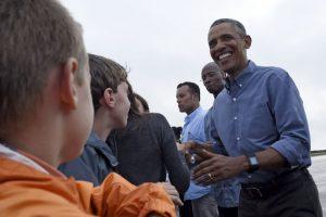 Aún se desconoce a donde se mudará el mandatario después de abandonar la Casa Blanca. Foto:AP. Imagen Por: