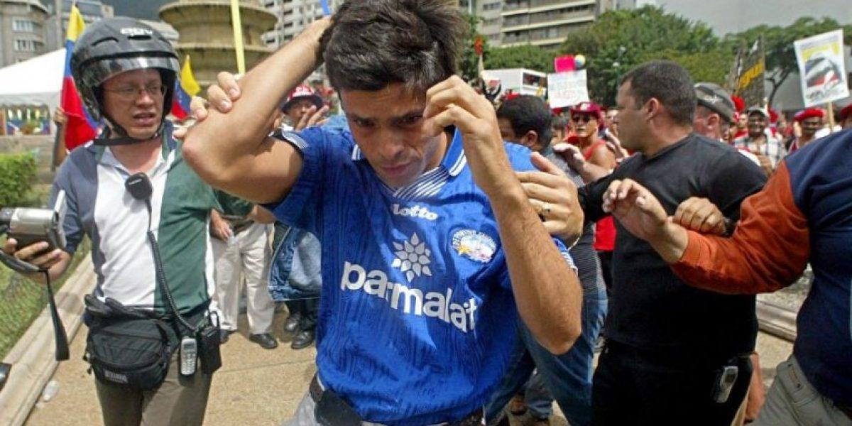 Se cumplen dos años del encarcelamiento de Leopoldo López