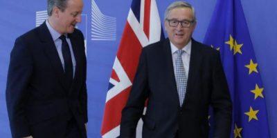 Los líderes europeos intentarán cerrar un acuerdo para que el Reino Unido siga en la UE