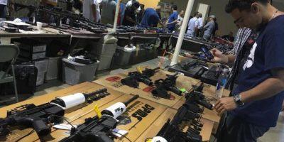 La Universidad de Texas aprueba que los alumnos lleven armas de fuego a clase