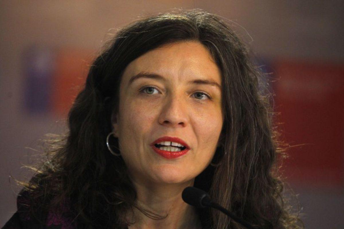 Ministra (s) de Educación, Valentina Quiroga. Foto:ATON Chile. Imagen Por: