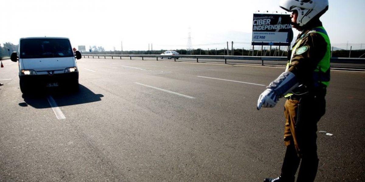 Proyecto y mal uso de la pista izquierda en autopistas: las multas que enfrentan los conductores