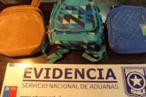 Foto:Reproducción / Twitter @AduanaCL. Imagen Por: