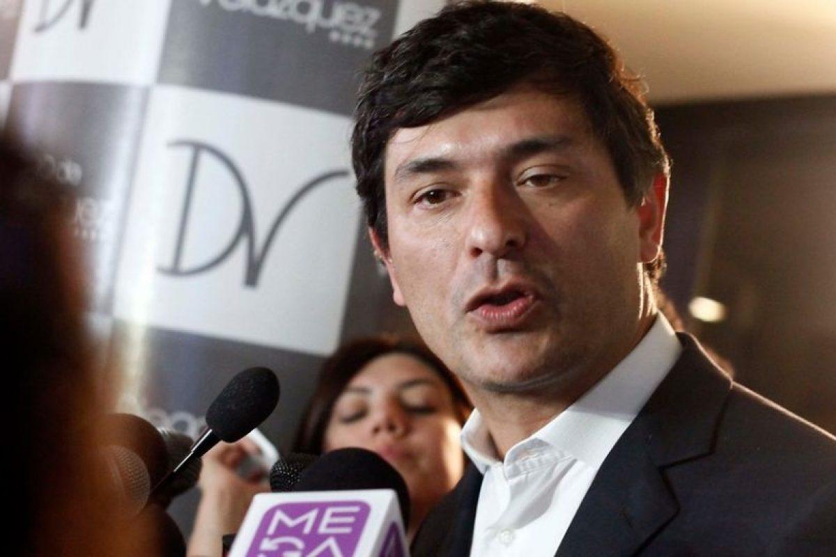 Franco Parisi Foto:Agencia UNO. Imagen Por: