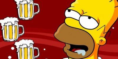 ¡El sueño de Homero! Crean fuente pública que entrega la mejor cerveza en vez de agua