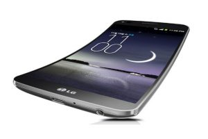 Su pantalla curva es OLED de 5.5 megapíxeles. Foto:LG. Imagen Por: