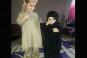 Las atrocidades que ISIS comete con los menores de edad Foto:Twitter.com – Archivo. Imagen Por: