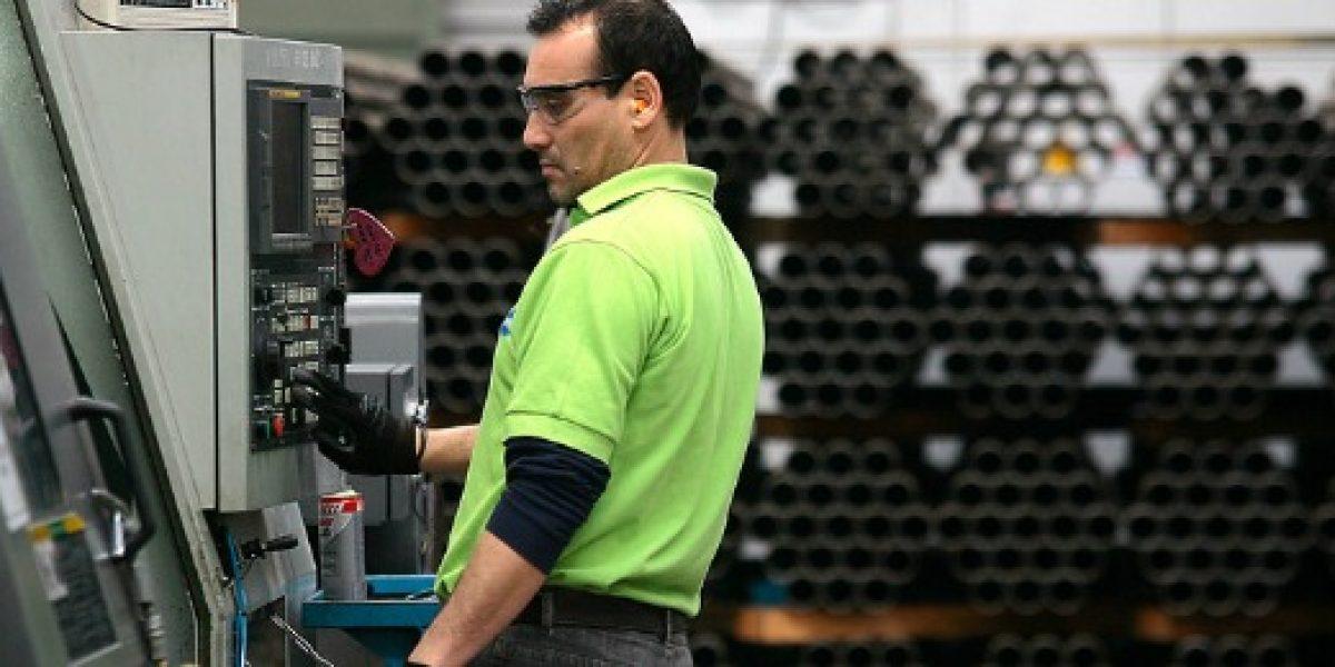 Industria metalúrgica y metalmecánica cierra con números rojos por tercer año consecutivo