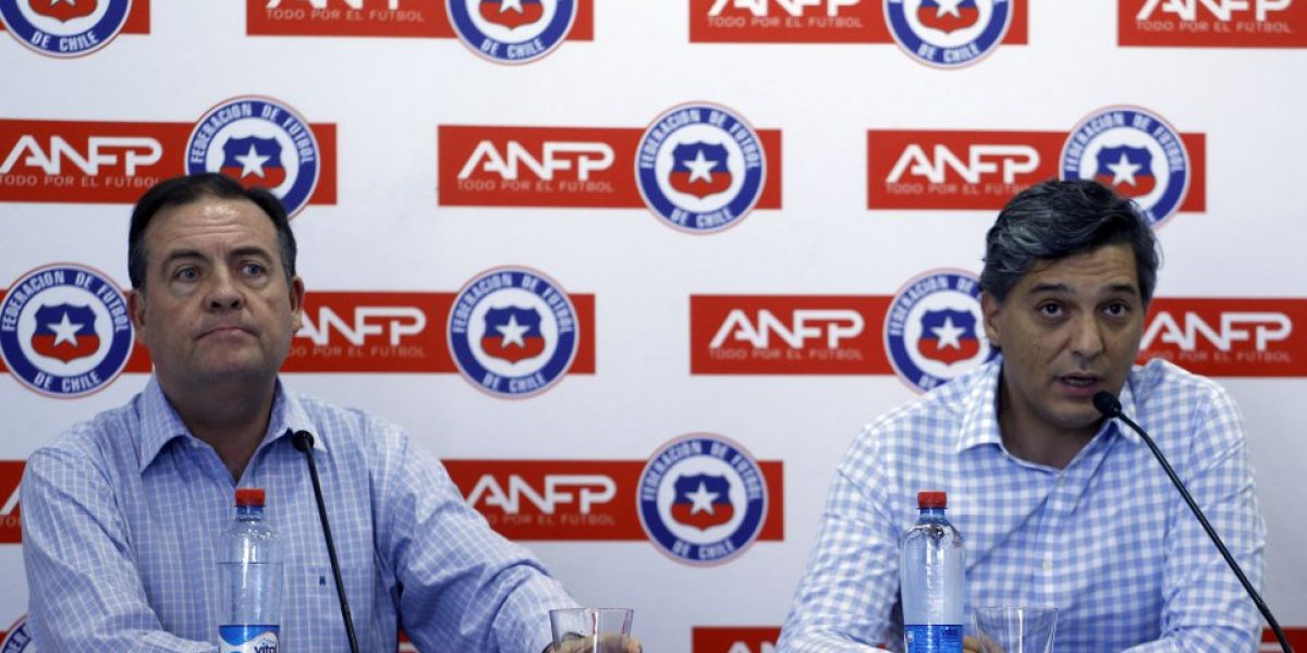 Directorio de Sergio Jadue también pasará al Tribunal de Honor de la ANFP