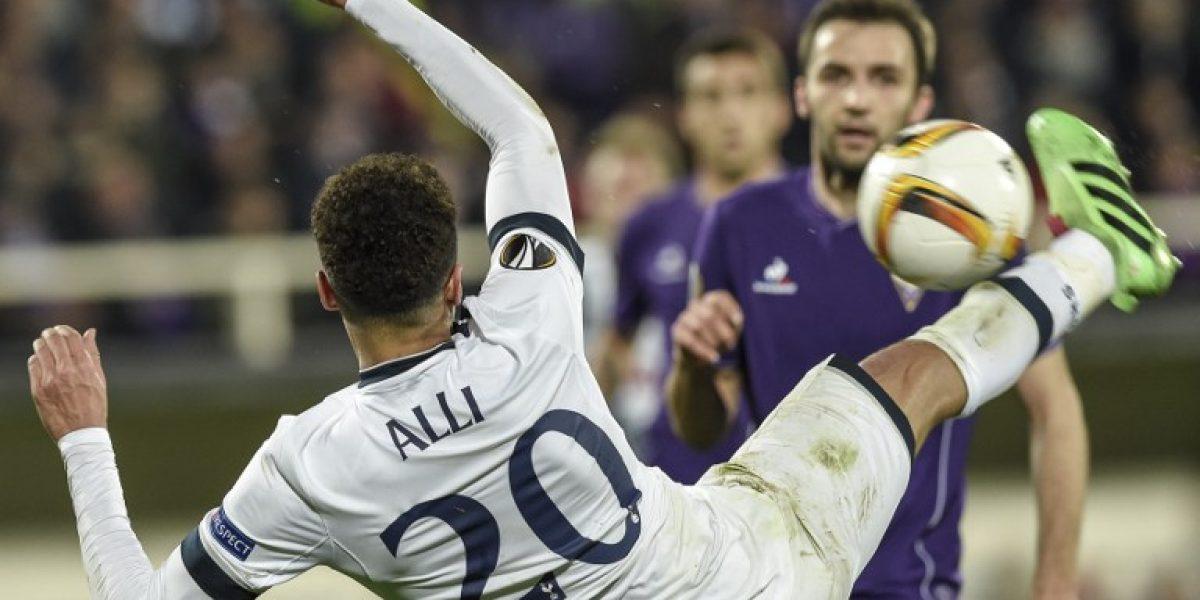 Fiorentina sólo empata en casa ante Tottenham y Fernández sigue sin ver minutos