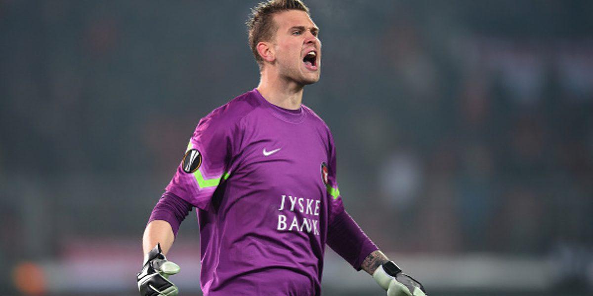 El desconocido Midtjylland sorprendió a un golpeado United en la Europa League