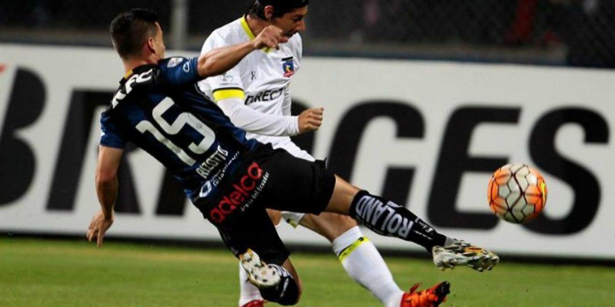 Así vivimos el disputado y cerrado empate entre Colo Colo e Independiente del Valle