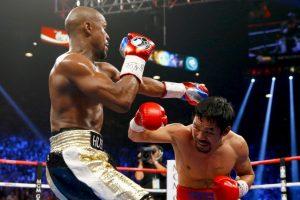 Tiene un récord en el boxeo profesional de 57 victorias, seis derrotas y dos empates Foto:Getty Images. Imagen Por: